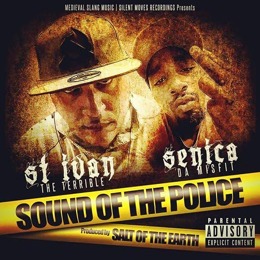 New music st ivan the terrible x senica da misfit sound of the bronx emcee st ivan the terrible and senica da misfit borrow from the krs one classic to address police brutality on their latest banger sound of the publicscrutiny Image collections